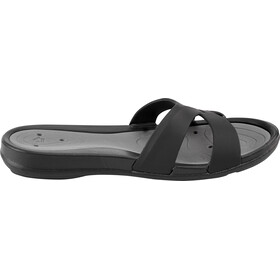 arena Athena Hook Sandals Women black-deep grey-fuchsia
